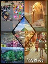 Meknes - exploring one of the four imperial cities and former capital of Morocco