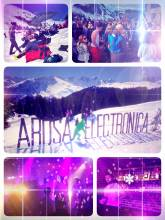 Arosa Electronica - celebrating the finest Swiss nightlife on the panoramic mountain stage of Arosa