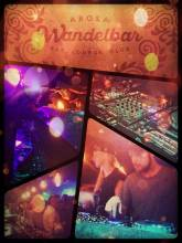 Wandelbar Arosa - one of the most packed and hottest locations of the Arosa Electronica festival