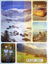 Fürstentum Liechtenstein - visiting the tiny country between Switzerland and Austria in the mountains