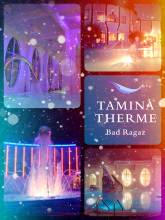 Tamina Therme Bad Ragaz - healthy evening spa in thermal water after an intensive day in the mountains