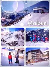 Malbun Ski Resort - spending a relaxed day on slushy slopes in the only resort of Liechtenstein