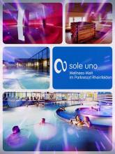 Sole Uno Rheinfelden - very relaxing and refreshing spa experience with sauna and outdoor sole pool