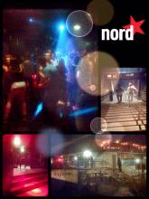 Nordstern (on the ship) - probably the most famous night club in Basel since years with a great lineup