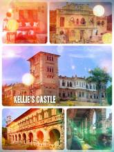 Kellie's Castle - the unfinished and ruined mansion, built by a Scotsman in Malaysia