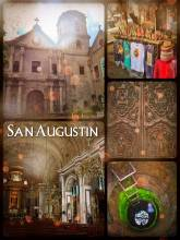San Augustin - one of the first baroque Spanish churches built in the Philippines