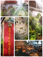 White Knights - colonial museum, hotel and restaurant with a cultural show