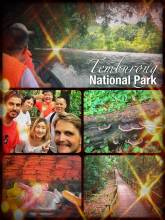 Ulu Temburong National Park - one of the last unspoiled rainforests in Brunei on Borneo