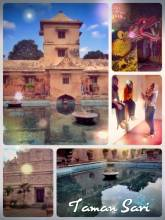 Taman Sari - exploring the extraordinary (former royal) water palace in Yogyakarta