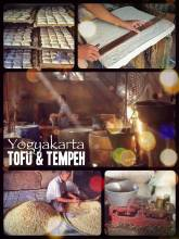 Tofu & Tempeh - visiting a small local factory and learning everything about soy products