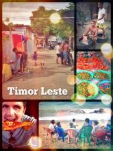 Timor Leste - the small independent island in South-East Asia (former Indonesia)