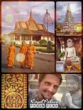 Royal Palace Phnom Penh - on the footsteps of a nearly two thousand year old monarchy