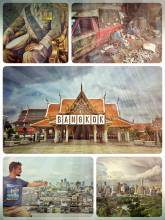 Bangkok - briefly transitioning through of my least desired destinations