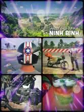 Ninh Binh - testing my new old Honda Win on a minor roadtrip in Vietnam