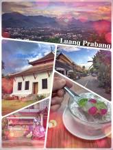 Luang Prabang - reaching the Laotian capital of culture and religion after a long drive