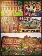Baliati Palace - unique mansion build by a rich merchant's family in Bangladesh