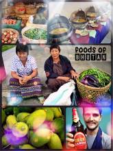 Foods of Bhutan - tasting local delicacies in Bhutan is not easy for travellers