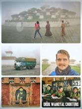 Druk Wangyel Monastery -