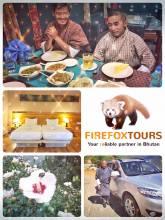 Firefox Tours Bhutan - registered tour operator with the perfect Bhutan program