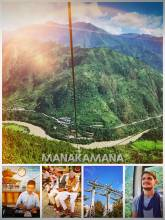 Manakamana - Nepal's only cable car in between Kathmandu and Pokhara