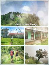 Australian Camp - accessible peak near Pokhara with the best view on Annapurna