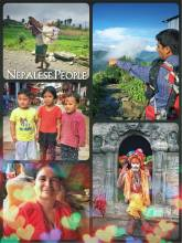 Nepalese People - mostly Hindu, somewhat happy but always haggling in their life