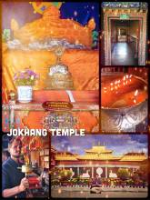 Jokhang Temple - the most sacred Buddhist temple and monastery in all of Tibet