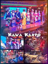 Kawa Karpo - restaurant in Lhasa with a traditional evening show for tourists