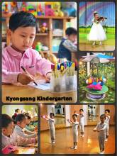 Kyongsang Kindergarten - where performance drills are more important than kids fooling around