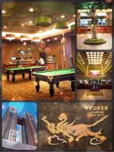Koryo Hotel Pyongyang - meeting a Monty Python star in North Korea's prestigious twin-towered hotel