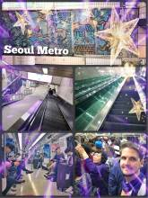 Seoul Metro - a convenient and fast way to move around South Korea's capital