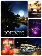 Gothenburg - walking through Sweden's second largest city by day and by night