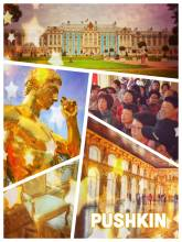 St Petersburg Tsars - Peterhof & Catherine Palace