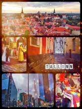 Tallinn - capital of Estonia, where history meets high tech innovation