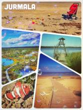 Jurmala Resort - the biggest resort city in the Baltic States!