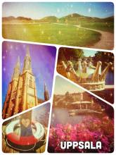 Uppsala - a beautiful city with historic importance