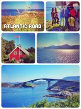 Atlantic Road -