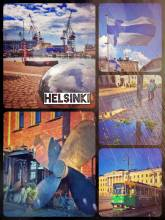 Helsinki - nothing spectacular, no drunken people