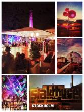 Slakthuset - best underground rave club in an industrial area south of Stockholm