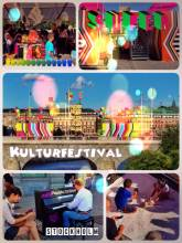 Kulturfestival - program for the entire family during the day, wild concerts at night