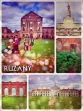 Ružany Palace - beautiful ruins of a once majestic palace