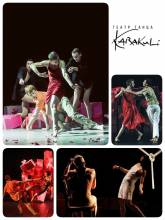 Karakuli Dance Theatre - great athletic provocative performance