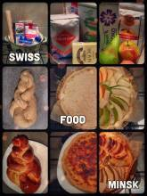 Cooking Swiss Food - baking Swiss meals with local ingredients