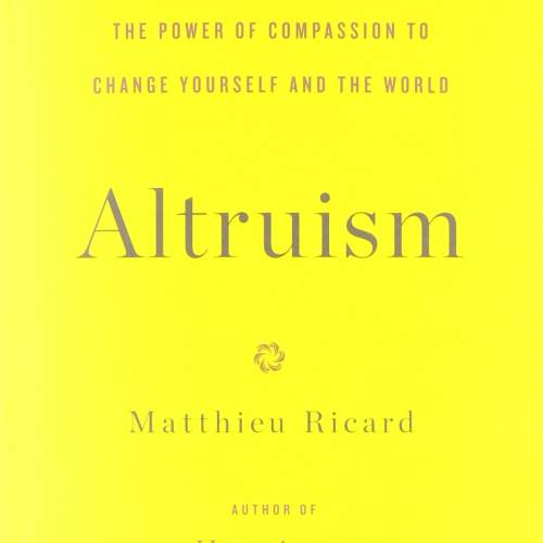 Altruism: Change Yourself