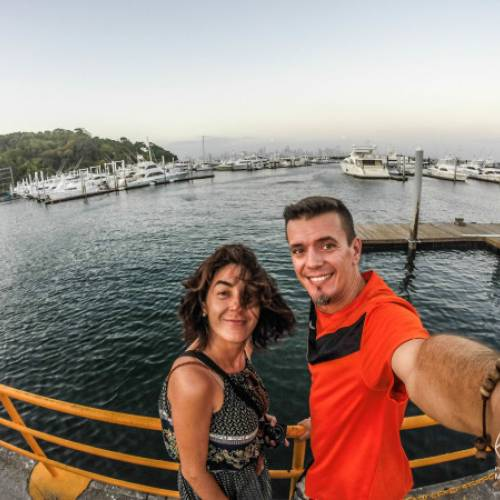 Overlander Interview: Sergio and Eleni
