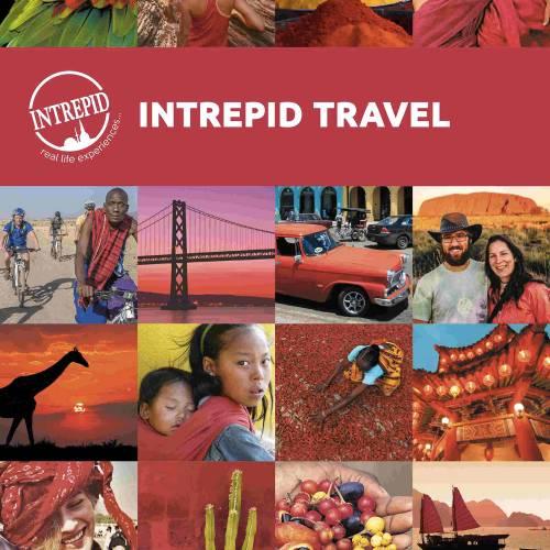 Travel connection through intrepid travel
