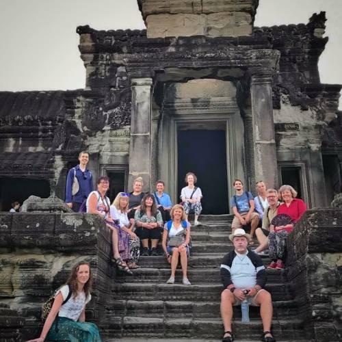 small group tour
