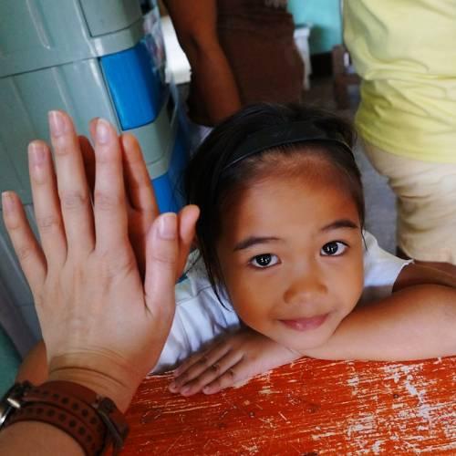 Volunteer abroad experience